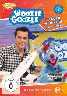 Woozle Goozle Folge 3: Fliegen & Mensch, DVD