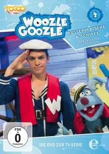 Woozle Goozle Folge 4: Außerirdische & Schiffe, DVD
