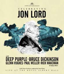 Deep Purple & Friends: Celebrating Jon Lord: Live At The Royal Albert Hall, Blu-ray Disc