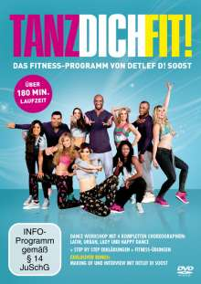 Tanz Dich Fit!, DVD