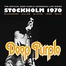 Deep Purple: Stockholm 1970 (remastered), 3 LPs