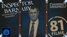 Inspector Barnaby: Die John Nettles Gesamtbox, 47 DVDs und 1 CD