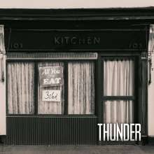 Thunder: All You Can Eat, 2 CDs und 1 DVD