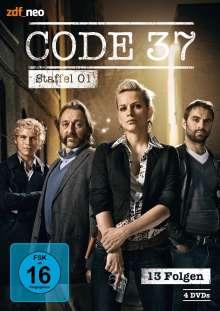 Code 37 Season 1, 4 DVDs