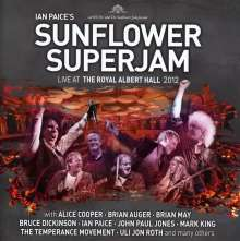 Ian Paice's Sunflower Superjam: Ian Paice's Sunflower Superjam: Live At The Royal Albert Hall 2012, 1 CD und 1 DVD