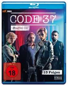 Code 37 Season 2 (Blu-ray), 2 Blu-ray Discs