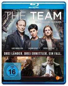 The Team Season 1 (Blu-ray), 2 Blu-ray Discs