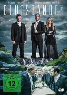 Blutsbande Staffel 1, 4 DVDs