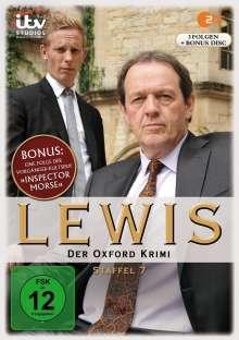 Lewis: Der Oxford Krimi Season 7, 4 DVDs
