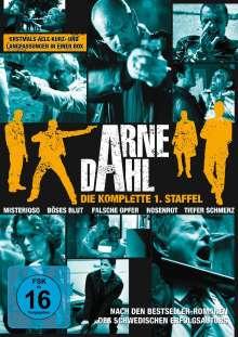 Arne Dahl Staffel 1, 11 DVDs