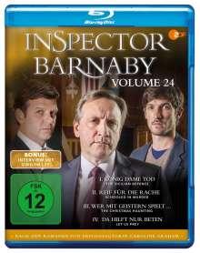 Inspector Barnaby Vol. 24 (Blu-ray), 2 Blu-ray Discs