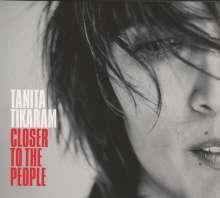 Tanita Tikaram: Closer To The People, CD