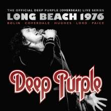 Deep Purple: Live In Long Beach 1976 (2016 Edition), 2 CDs