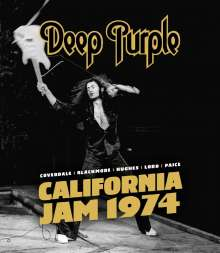 Deep Purple: California Jam 1974, Blu-ray Disc