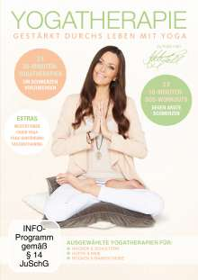 Yogatherapie - Gestärkt durchs Leben mit Yoga, DVD
