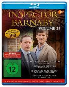 Inspector Barnaby Vol. 25 (Blu-ray), 2 Blu-ray Discs