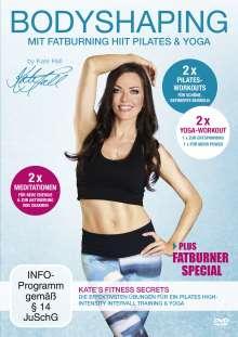 Bodyshaping - Mit Fatburning HIIT Pilates & Yoga, DVD