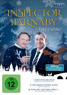 Inspector Barnaby: Happy Winter, DVD