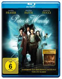 Peter & Wendy (Blu-ray), Blu-ray Disc