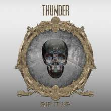 Thunder: Rip It Up, CD