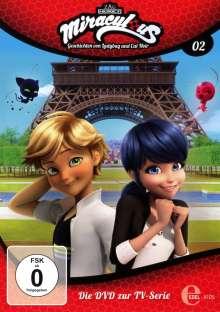 Miraculous Vol. 2: Lady WiFi, DVD
