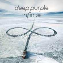 Deep Purple: inFinite (Limited-Box-Set mit T-Shirt Gr. L), 3 CDs