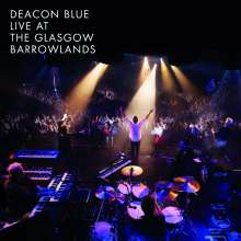 Deacon Blue: Live At The Glasgow Barrowlands, 2 CDs und 1 DVD