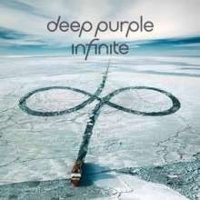 """Deep Purple: inFinite (180g) (Strictly Limited Edition) (Fanbox) (45 RPM), 2 LPs, 3 Singles 10"""", 1 CD, 1 DVD und 1 T-Shirt"""