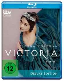 Victoria Staffel 1 (Deluxe Edition) (Blu-ray), 2 Blu-ray Discs