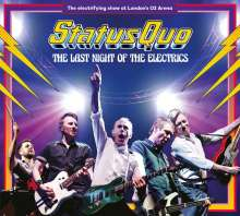 Status Quo: The Last Night Of The Electrics, 2 CDs