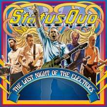 Status Quo: The Last Night Of The Electrics (180g), 3 LPs