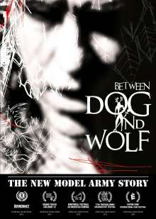 The New Model Army Story: Between Dog and Wolf (Blu-ray), Blu-ray Disc