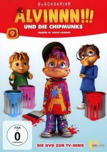 Alvinnn!!! und die Chipmunks DVD 9: Alvins geheime Kräfte, DVD