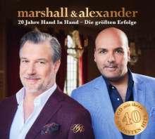 Marshall & Alexander: 20 Jahre Hand in Hand: Die größten Erfolge, 2 CDs