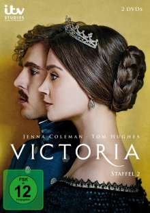 Victoria Staffel 2, 2 DVDs