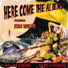 Kim Wilde: Here Come The Aliens (Yellow Vinyl), LP