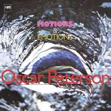 Oscar Peterson (1925-2007): Motions & Emotions, CD