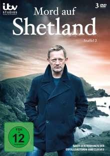 Mord auf Shetland Staffel 2, 3 DVDs