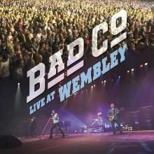 Bad Company: Live At Wembley 2010 (180g) (Limited Numbered Edition), 2 LPs und 1 CD
