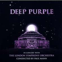 Deep Purple: Live At The Royal Albert Hall (180g) (Limited Numbered Edition), 3 LPs und 2 CDs