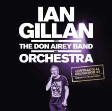 Ian Gillan: Contractual Obligation # 3: Live In St. Petersburg, 3 LPs