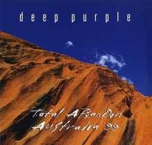 Deep Purple: Total Abandon - Australia '99 (180g) (Limited-Edition), 2 LPs
