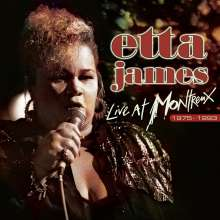 Etta James: Live At Montreux 1975 - 1993 (180g) (Limited Numbered Edition), 2 LPs und 1 CD