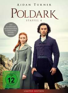 Poldark Staffel 4, 3 DVDs