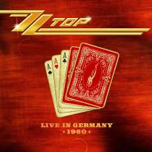 ZZ Top: Live In Germany 1980 (180g) (Limited Numbered Edition), 2 LPs und 1 CD