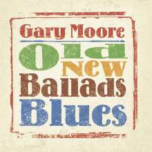 Gary Moore: Old New Ballads Blues (180g) (Limited Edition), 2 LPs