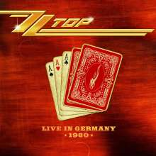 ZZ Top: Live In Germany 1980 (180g) (Limited-Edition), 2 LPs