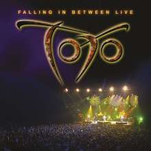 Toto: Falling In Between Live (180g) (Limited Numbered Edition) (Colored Vinyl), 3 LPs