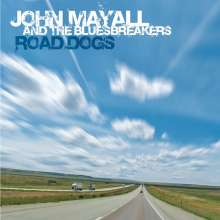 John Mayall: Road Dogs (180g) (Limited Numbered Edition) (White/Light Blue Vinyl), 2 LPs