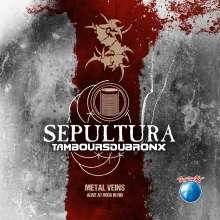 Sepultura: Metal Veins - Alive At Rock In Rio (180g) (Limited Numbered Edition) (Colored Vinyl), 2 LPs
